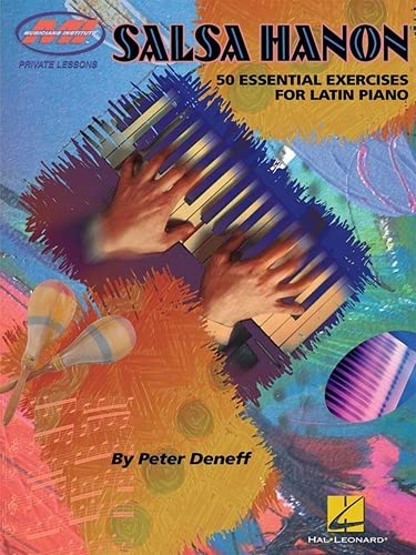 9780793584949: Salsa Hanon: 50 Essential Exercises for Latin Piano