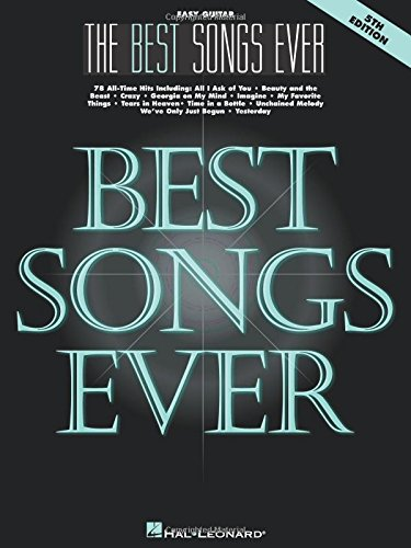 9780793584970: BEST SONGS EVER EASY GUITAR 5TH EDITION