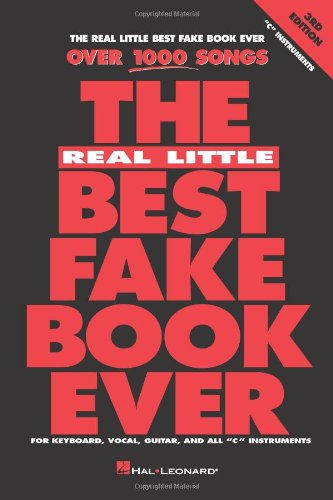 9780793585007: The Real Little Best Fake Book Ever: C Edition