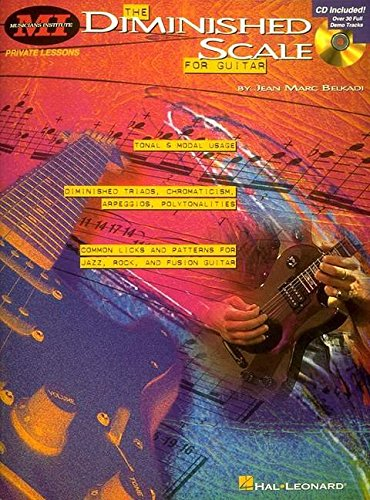 9780793585014: The Diminished Scale for Guitar