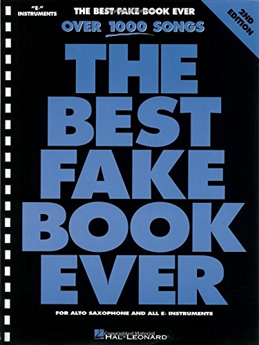 9780793585458: The Best Fake Book Ever: For Trumpet, Clarinet and All
