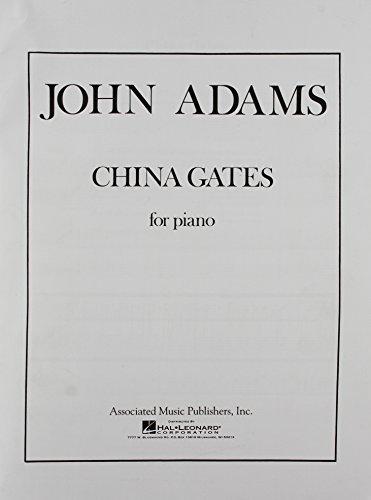 China Gates: Piano Solo