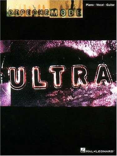 9780793585625: Depeche Mode - Ultra