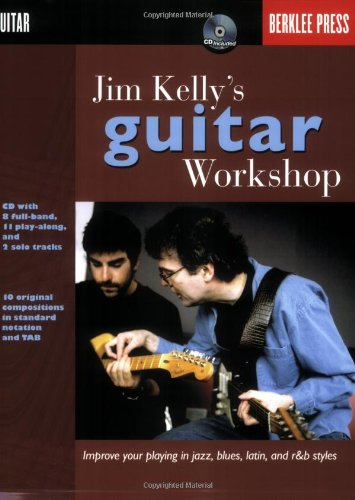 9780793585724: Jim Kelly's Guitar Workshop