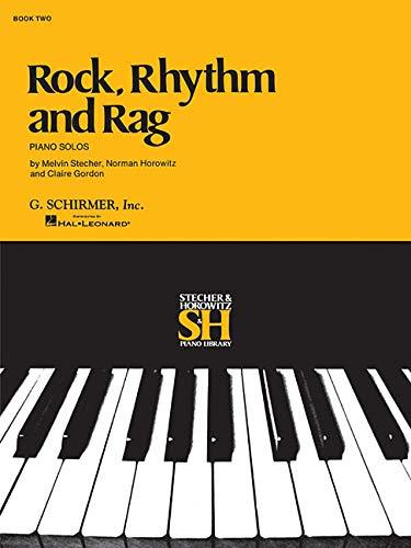 9780793585748: Rock, Rhythm and Rag - Book II