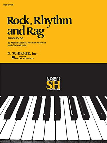 9780793585748: Rock, Rhythm and Rag - Book II: Piano Solo