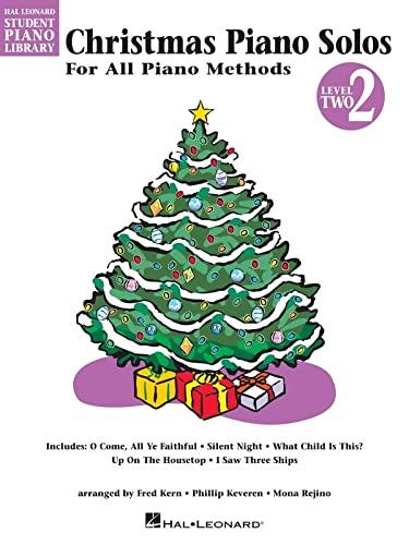 9780793585786: Christmas Piano Solos - Level 2: Hal Leonard Student Piano Library