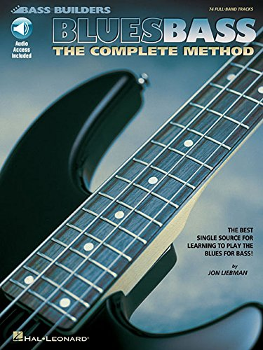 9780793586684: BLUES BASS BK/CD THE COMPLETE METHOD (Bass Builders)