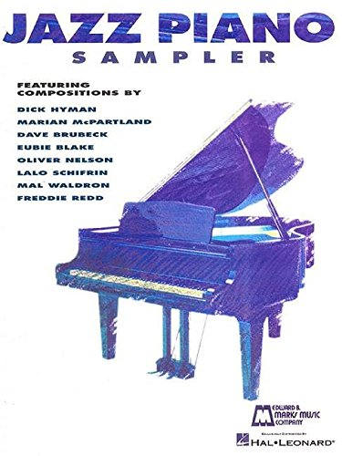 9780793586721: Jazz Piano Sampler