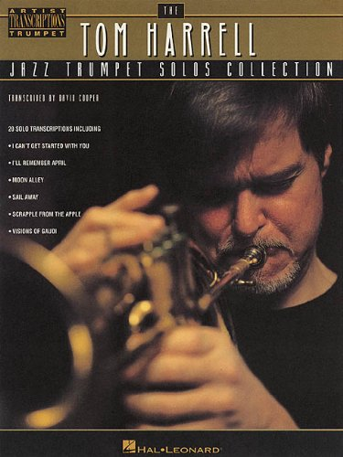 9780793587001: Tom Harrell - Jazz Trumpet Solos Collection