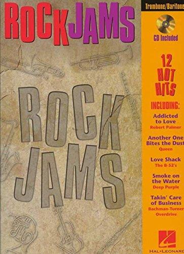 9780793587285: Rock Jams: for Trombone/Baritone