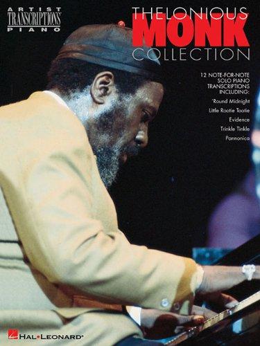 9780793587520: Thelonious Monk - Collection: Piano Transcriptions (Artist Transcriptions)