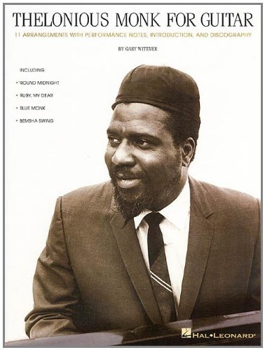 9780793587537: Thelonious Monk for Guitar