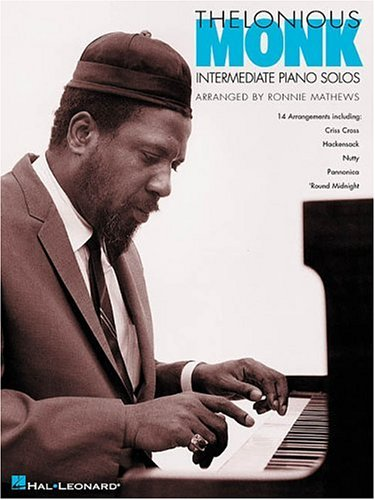 9780793587582: Thelonious Monk - Intermediate Piano Solos