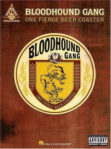 One Fierce Beer Coaster Bloodhound Gang: Bloodhound Gang