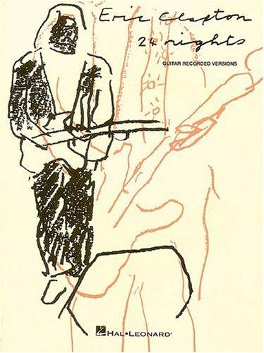 9780793587803: Eric Clapton - 24 Nights*