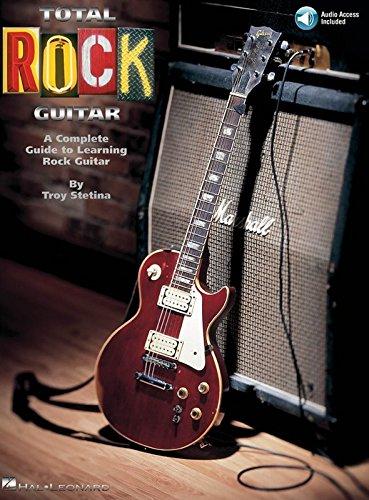 9780793587872: Total Rock Guitar (Book/Online Audio)