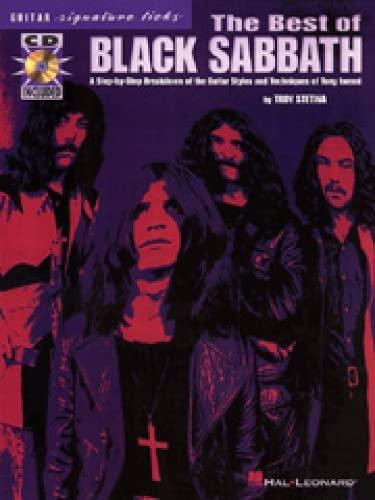 9780793587902: The Best of Black Sabbath (Guitar Signature Licks)
