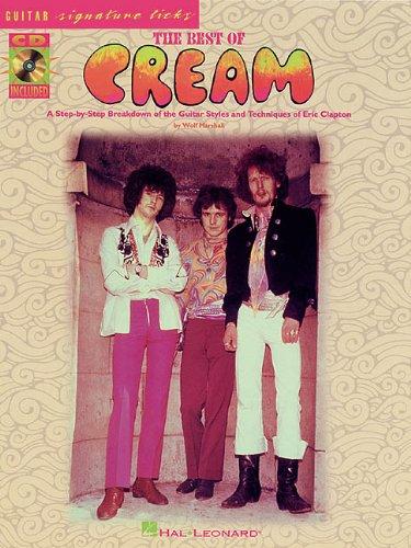 9780793587933: The Best of Cream: 1