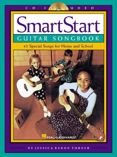 SmartStart Guitar Songbook (Guitar Educational): Turner, Jessica Baron,