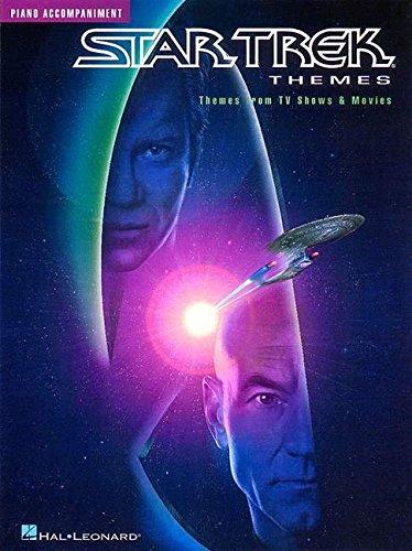 9780793588282: Star Trek Themes (Piano Accompaniment)