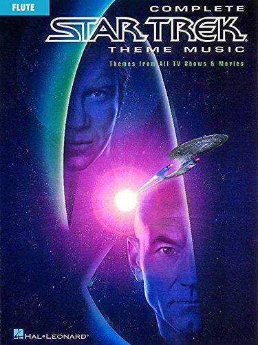 9780793588299: Complete Star Trek Theme Music