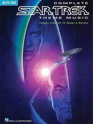 9780793588343: Complete Star Trek Theme Music
