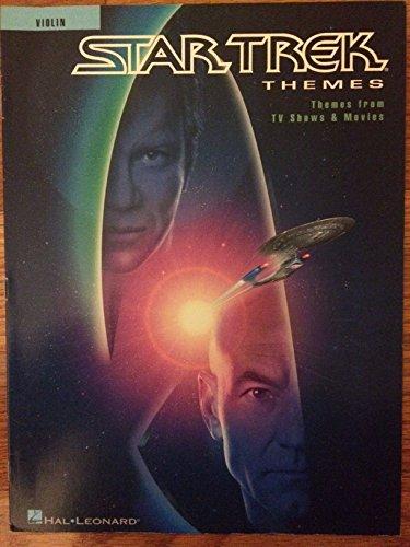9780793588350: Star Trek Themes Violin