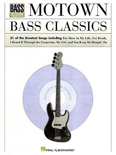 9780793588374: Motown Bass Classics (Pvg)