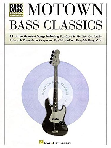 9780793588374: Motown Bass Classics