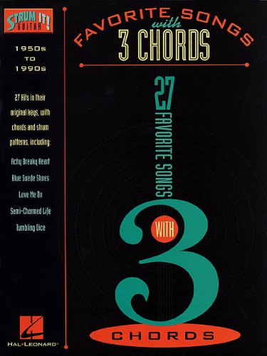 9780793588442: Favorite Songs with 3 Chords (Strum It (Guitar))
