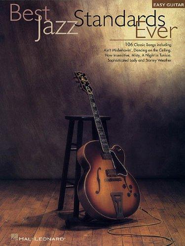 9780793588459: Best Jazz Standards Ever (Easy Guitar)