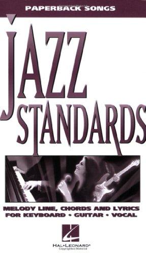 9780793588725: Jazz Standards (Paperback Songs)