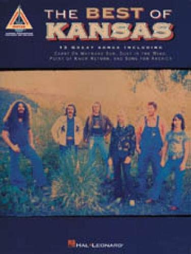 9780793589579: The Best of Kansas: Guitar Recorded Versions