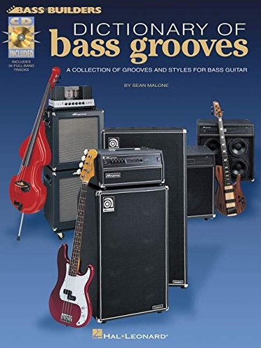 9780793589647: Dictionary of Bass Grooves (Bass Builders) Bk/online audio