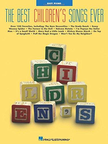 9780793589661: Best Children's Songs Ever (Easy Piano Songbook)