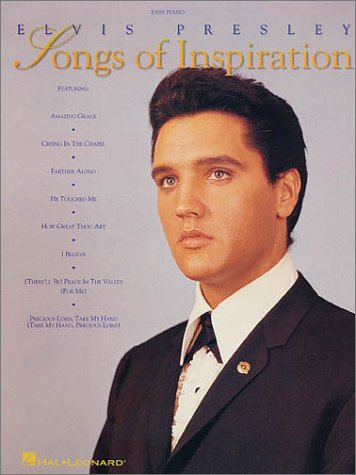 9780793589746: Elvis Presley - Songs of Inspiration (Easy Piano Personality)