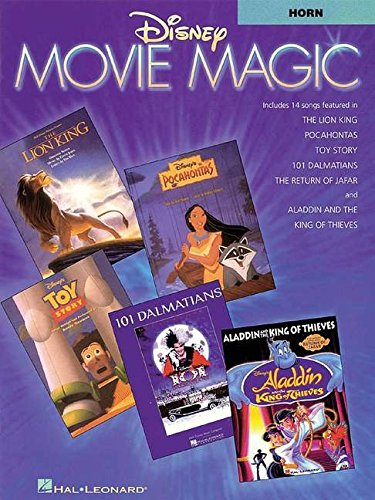 9780793589852: Disney Movie Magic: for French Horn