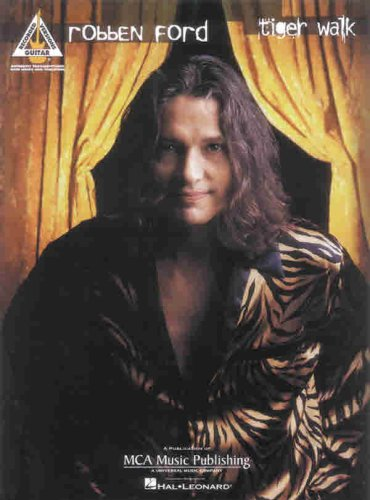 9780793589975: Robben Ford - Tiger Walk