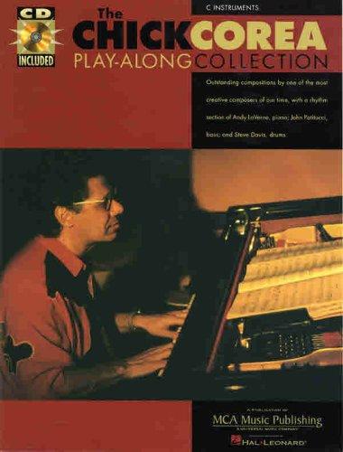 Chick Corea Play Along Collection: C (Book & CD): Corea, Chick