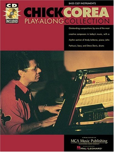 9780793590025: Chick Corea Play Along Collection (Bass Clef Instruments)