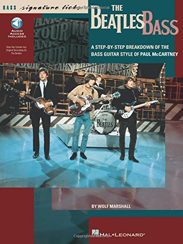 9780793590865: The Beatles Bass Book (Bass Signature Licks)