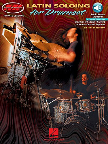 9780793591022: Phil Maturano: Latin Soloing for Drumset: 1 (Private Lessons)