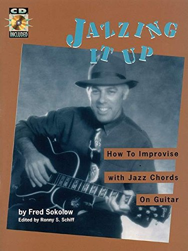 9780793591121: JAZZING IT UP BK/CD HOW TO IMPROVISE WITH JAZZ CHORDS ON GUITAR