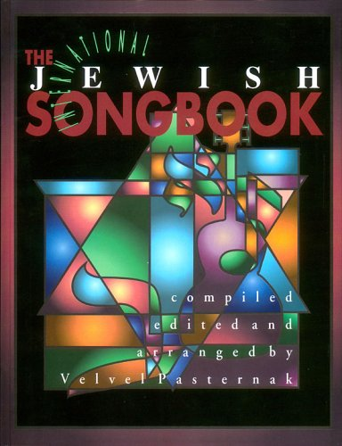 The International Jewish Songbook (Book & CD Package)