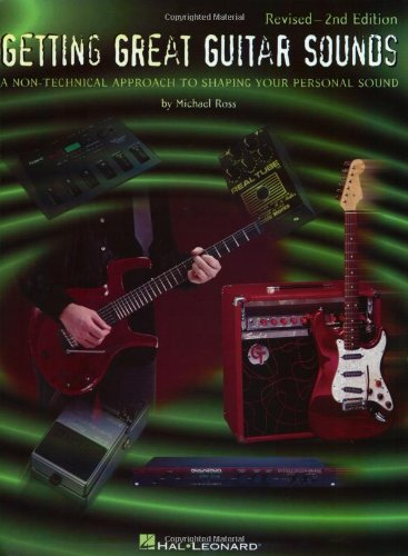 9780793591404: Getting Great Guitar Sounds