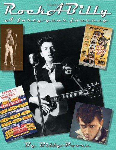 9780793591428: Rockabilly: A Forty-Year Journey