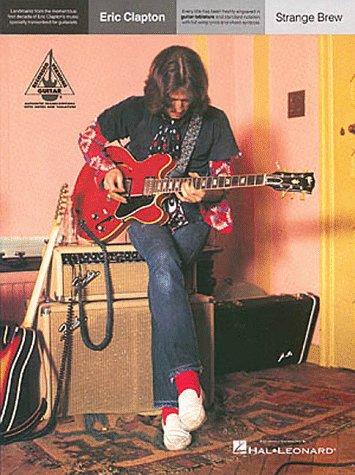 9780793591473: Eric Clapton - Strange Brew