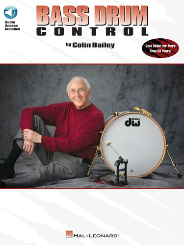 9780793591596: Bass Drum Control: Best Seller for More Than 50 Years! with online audio