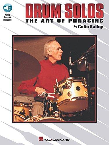 9780793591602: Drum Solos: The Art of Phrasing (Book & Online Audio)
